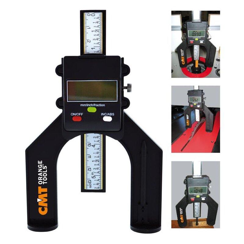 CMT Digitaler Höhenmesser / Messlehre DHG-001